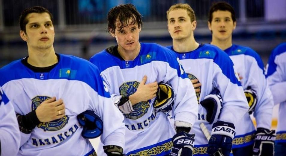 Казахстан вышел в единоличные лидеры своей группы Еврочелленджа, Хоккей, Спорт, Сборная Казахстана по хоккею, Еврочеллендж