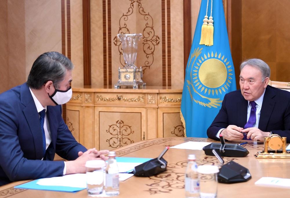 Назарбаев поручил Совбезу выстроить работу в рамках новой стратегии нацбезопасности