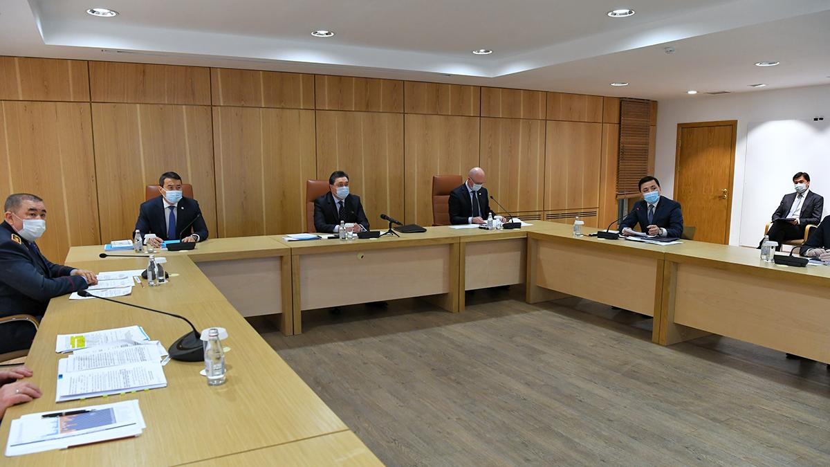 В текущем году в Нур-Султане будет введено в эксплуатацию 3 млн кв.м жилья