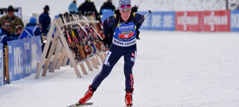 Первый этап Кубка мира по биатлону: как выступают казахстанцы