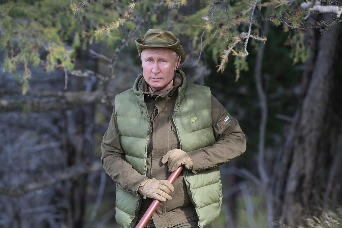 Ростуризм совместно с туроператорами разработает маршрут по местам отдыха Путина