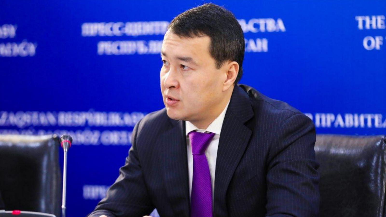 """Министр финансов Алихан Смаилов возглавил СД """"Даму"""""""