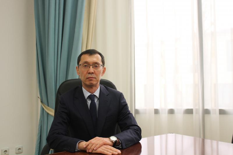 Кайрат Миятов назначен заместителем председателя комитета госдоходов