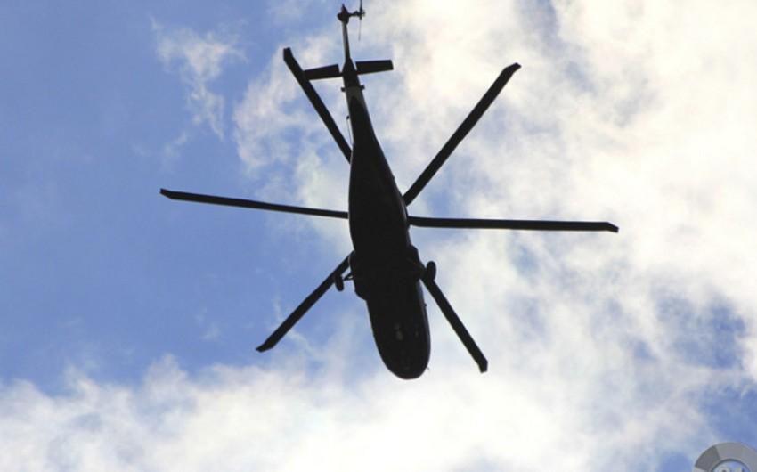 Два вертолета ВВС Афганистана столкнулись в провинции Гильменд