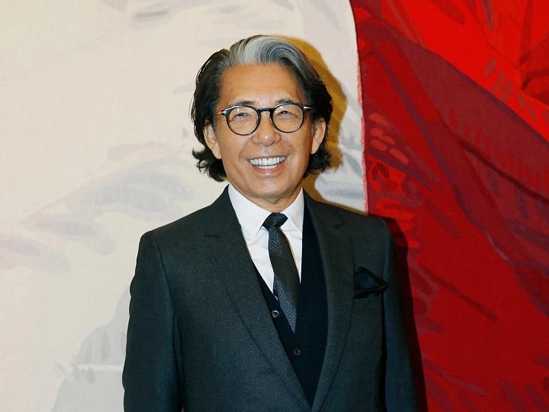 Скончался основатель модного дома Kenzo