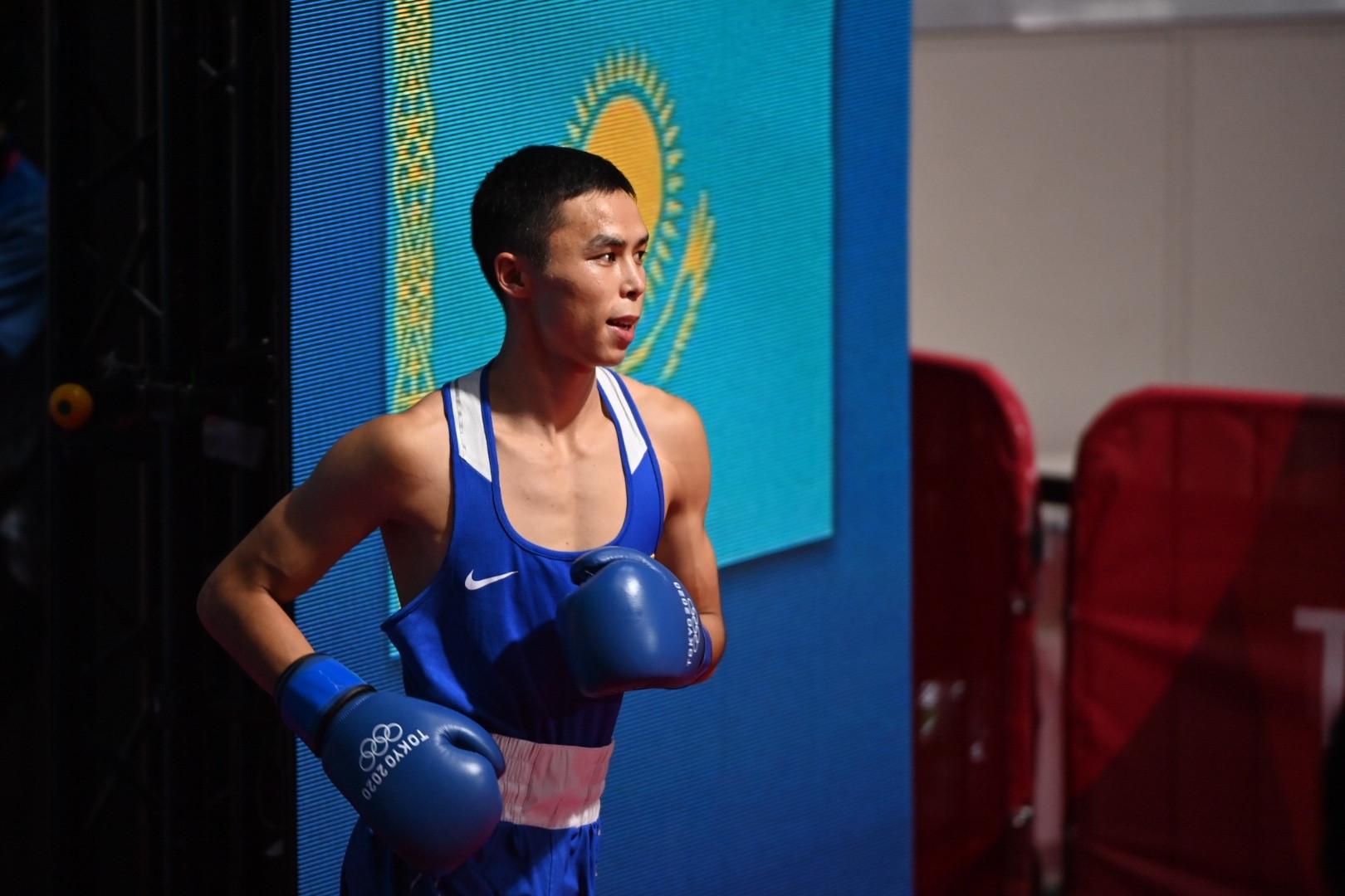 У казахстанских боксеров будет две медали в Токио