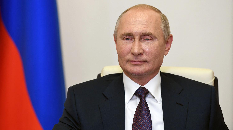 Путин заявил о восстановлении экономики РФ