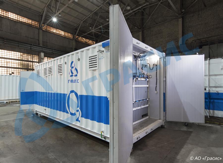 В Атырау для больных COVID-19 установили кислородные станции
