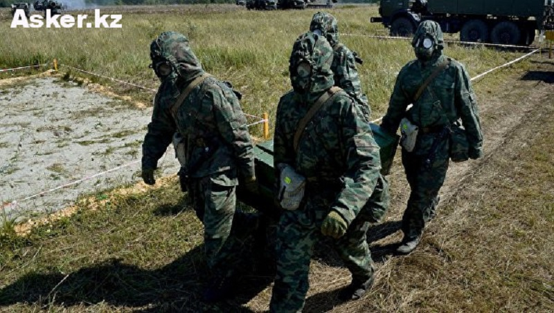 Подразделения Вооруженных сил РК задействованы для обеспечения мероприятий карантина