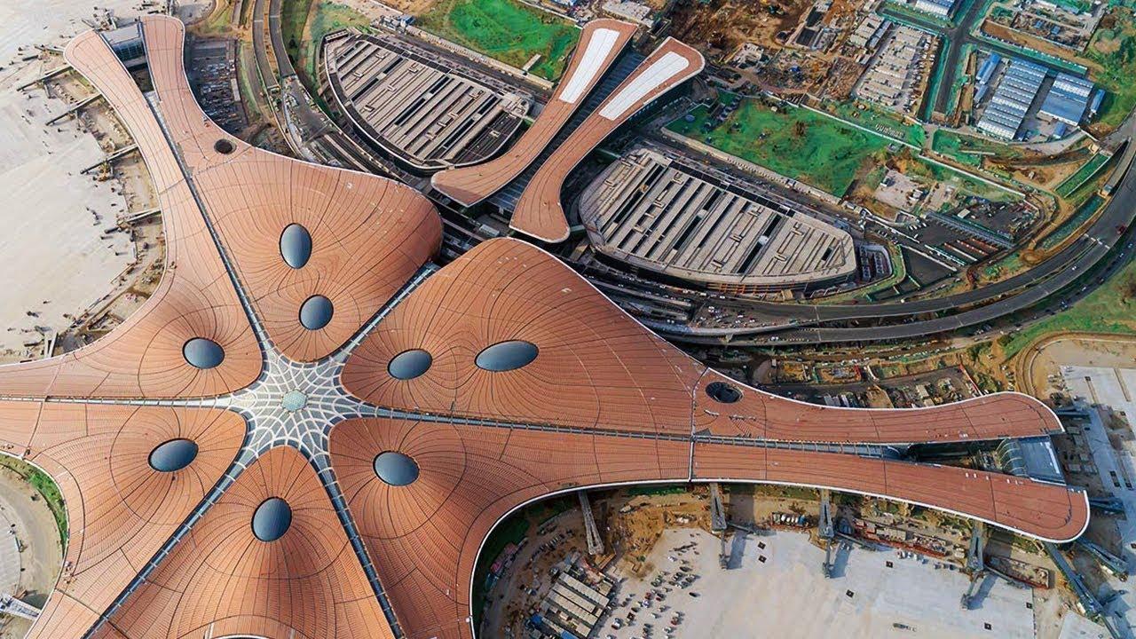 Сколько аэропортов работают в Китае