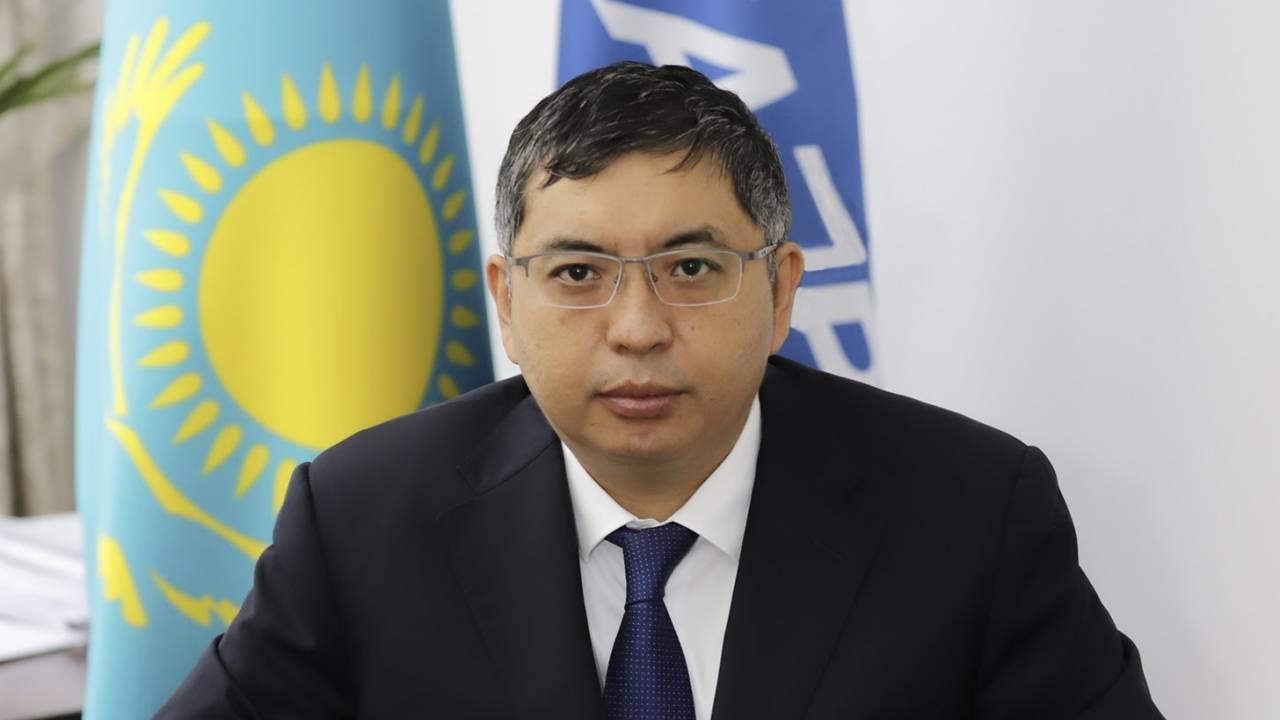Досье: Саудабаев Серик Болатович, досье, Председателя правления, Казпочта, Серик Саудабаев
