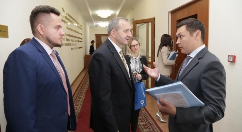 Чехия интересуется бизнесом в Центральном Казахстане, Чехия, Казахстан, предпринимательство, бизнес, ГМК, торговля, Машиностроение, Пищевая промышленность, сельское хозяйство, сотрудничество,Карагандинская область
