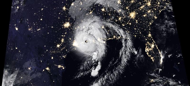 Самый опасный ураган сезона в США ударит по «Евразии»