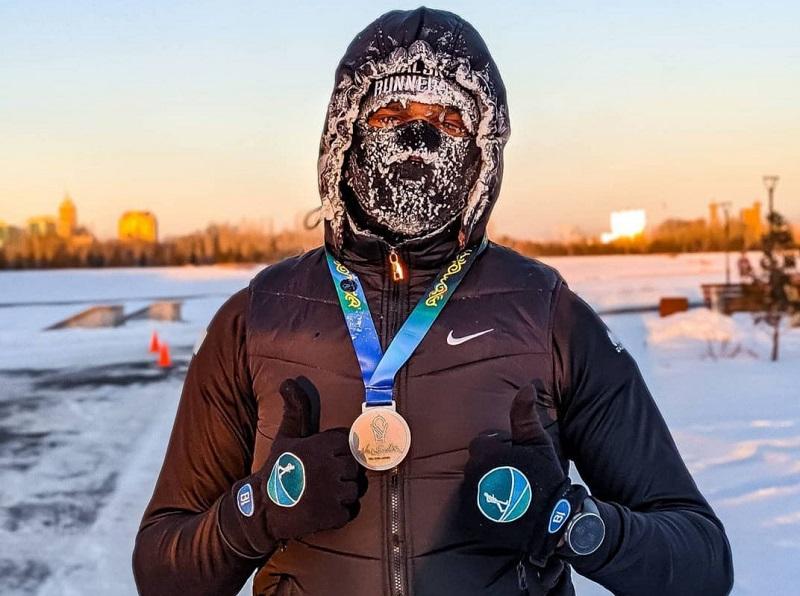 В Нур-Султане прошли соревнования по индивидуальному бегу