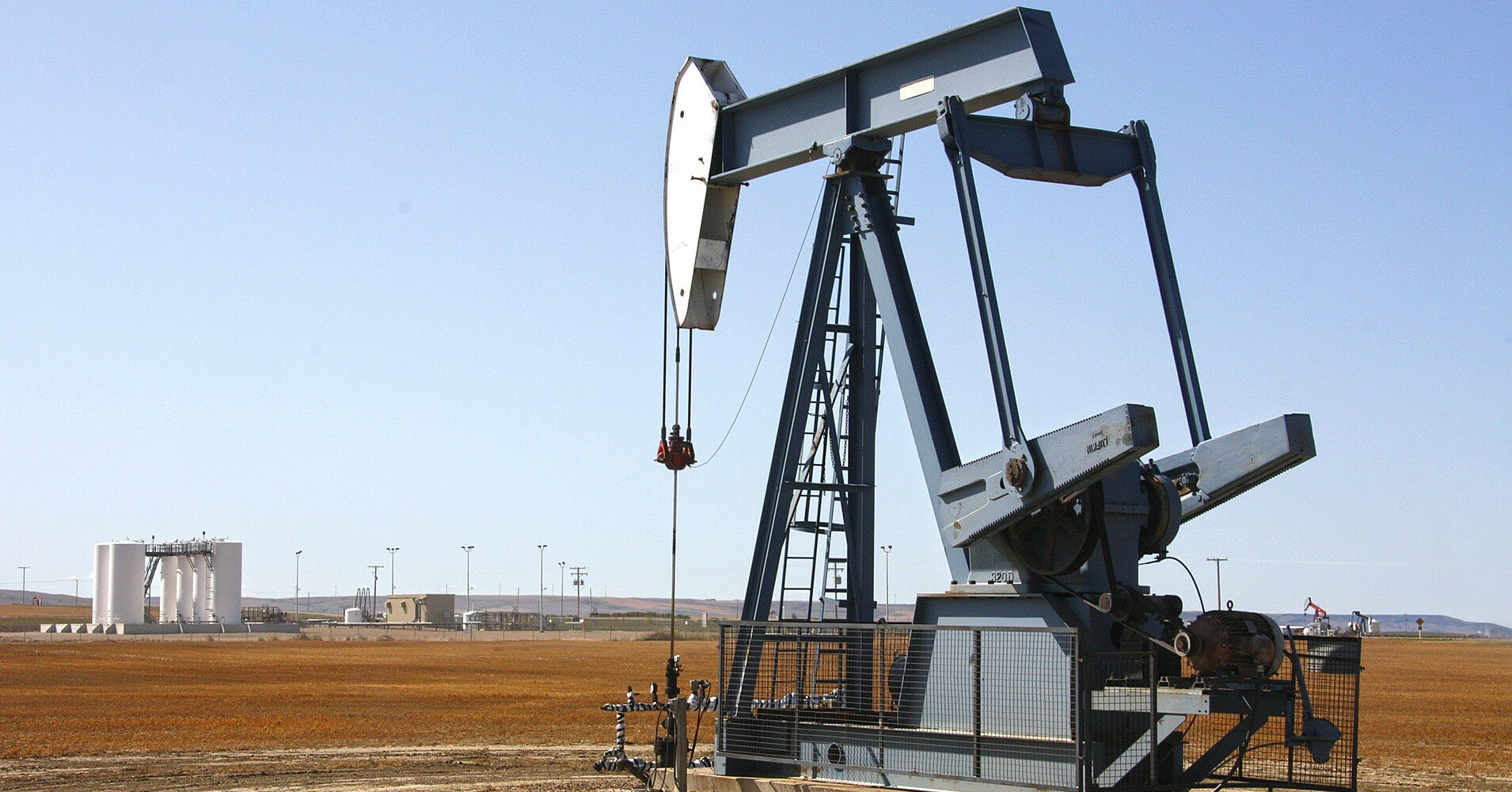 На сколько сократилось число нефтегазовых установок в мире