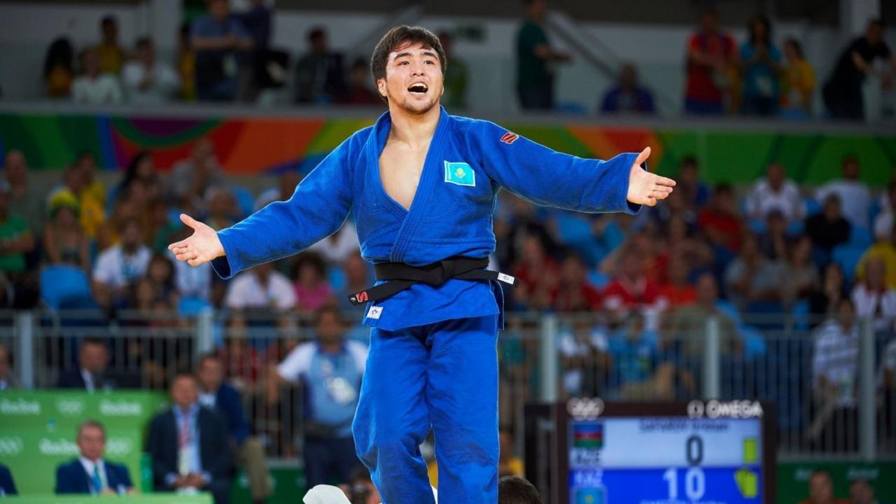 Карагандинские дзюдоисты завоевали лицензии на Олимпийские игры