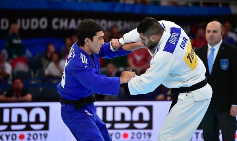 Казахстанские спортсмены выступят на международном турнире по дзюдо Masters