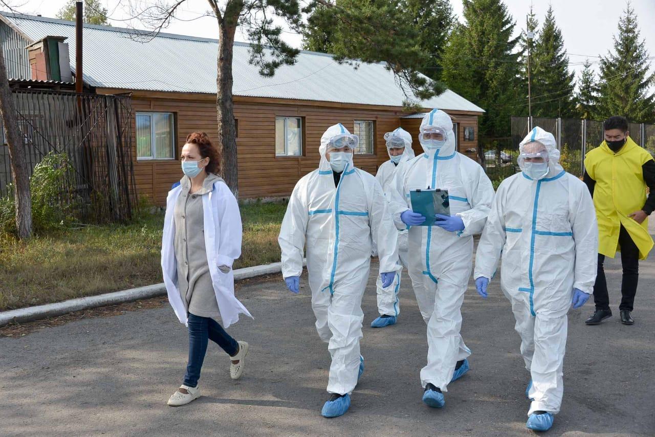 Руководство МСХ РК прибыло в СКО для контроля за мерами нераспростанения высокопатогенного птичьего гриппа