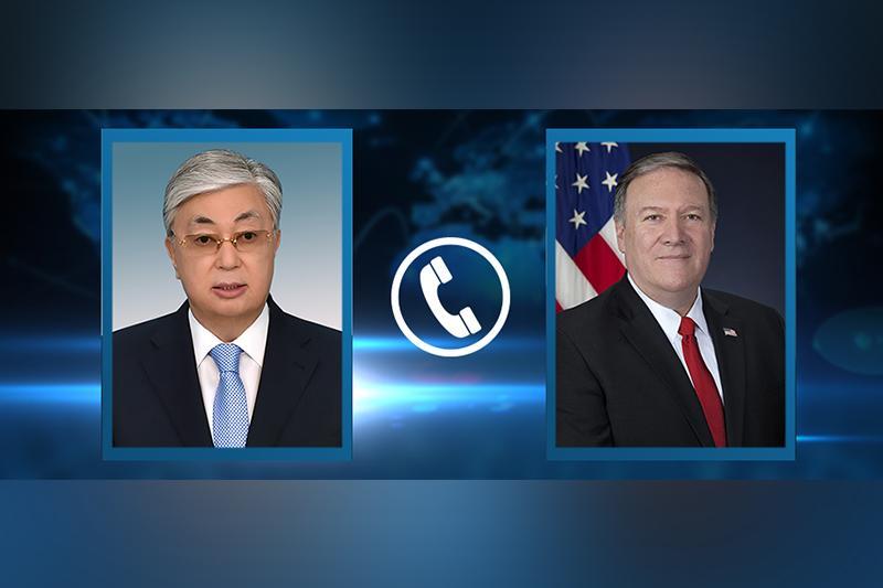 Казахстан и США подтвердили готовность совместного сотрудничества для сохранения стабильности в ЦА