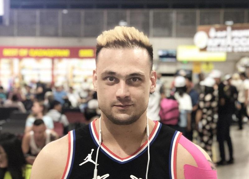 Илья Ильин завоевал золотую медаль на чемпионате Международного единства в Ташкенте