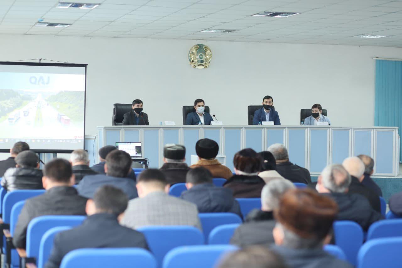 Придорожный сервис планируют улучшить на трассе Шымкент – Ташкент