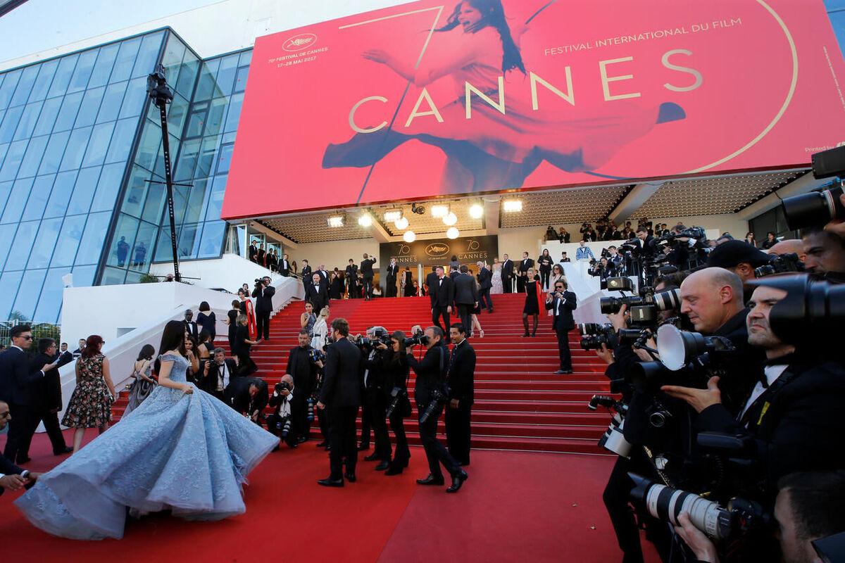 Международный Каннский кинофестиваль перенесли с мая на июль