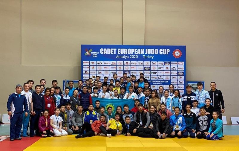 Кубок Европы по дзюдо среди молодежи: как выступили казахстанцы