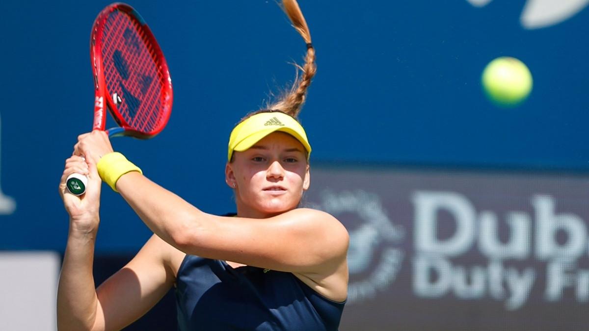 Елена Рыбакина обновила личный рекорд в рейтинге WTA