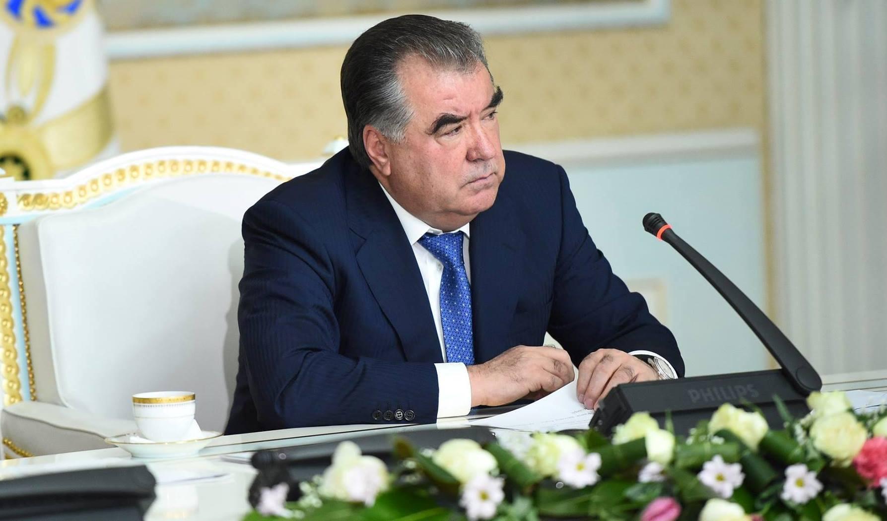 Рахмон заявил о резком усилении активности боевиков на северо-востоке Афганистана