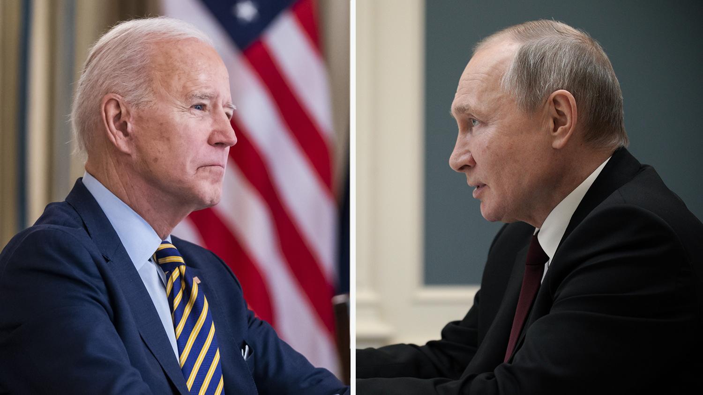 Названы возможные места встречи Путина и Байдена
