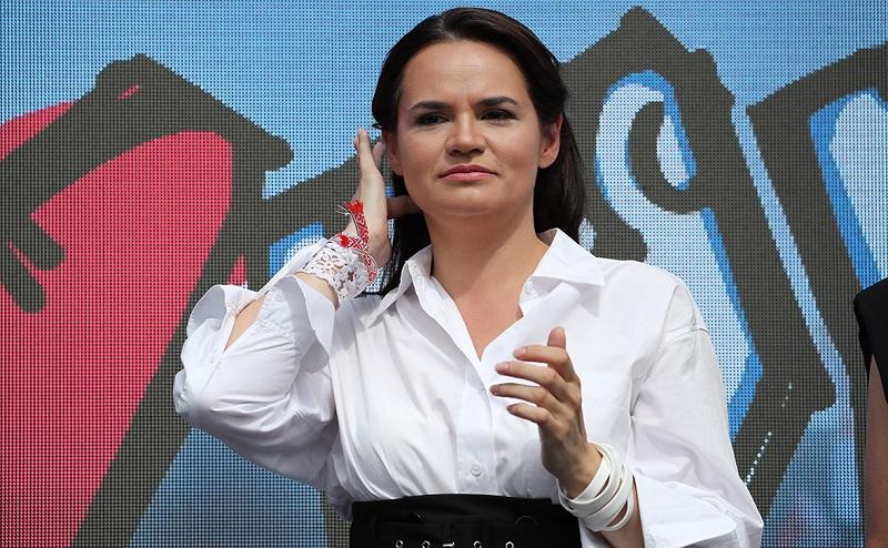 Светлана Тихановская призвала продолжать забастовки в Белоруссии