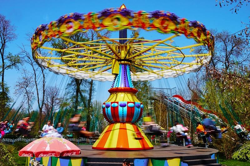 В Казахстане работает 154 парка развлечений и отдыха