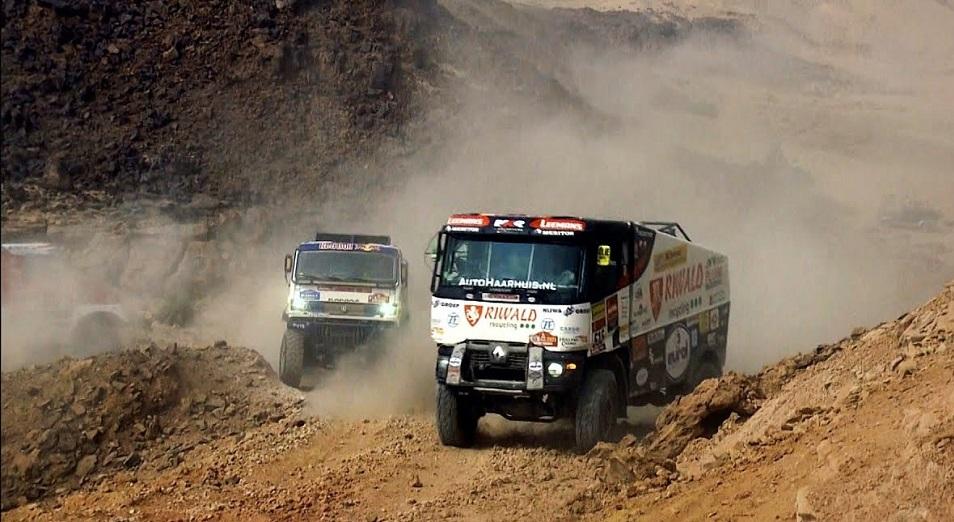 Дакар-2021: КамАЗ оформляет призовой хет-трик