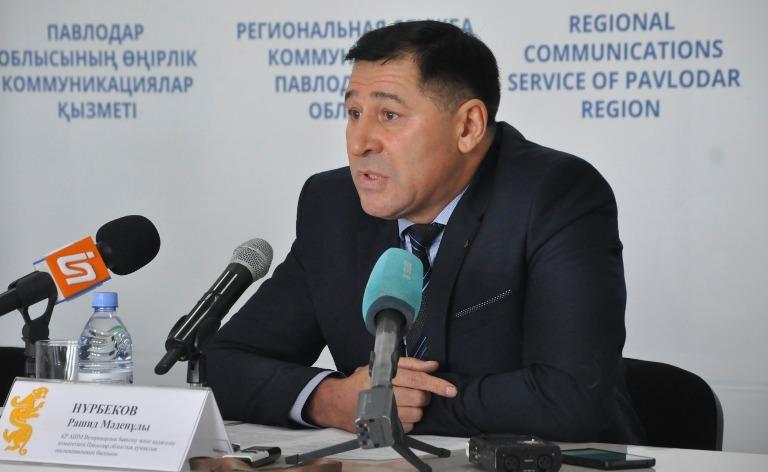 Павлодар облысына шетелден 3000-нан астам ірі қара жеткізілді