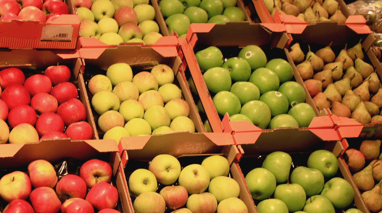 Минсельхоз РФ предлагает лишить ввоз яблок, груш и слив в ЕАЭС тарифных преференций