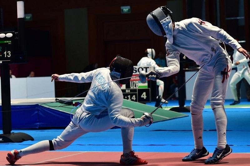 Гран-при по фехтованию на шпаге: как выступают казахстанцы
