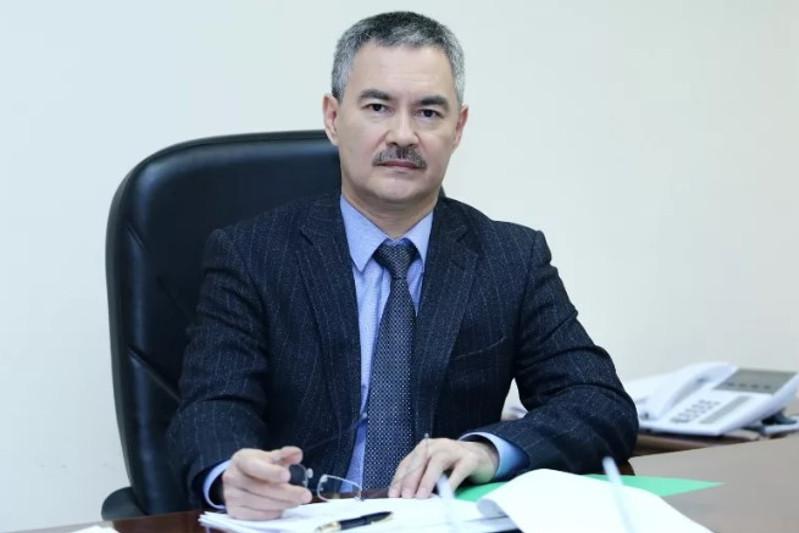 Назначен советник министра индустрии и инфраструктурного развития РК