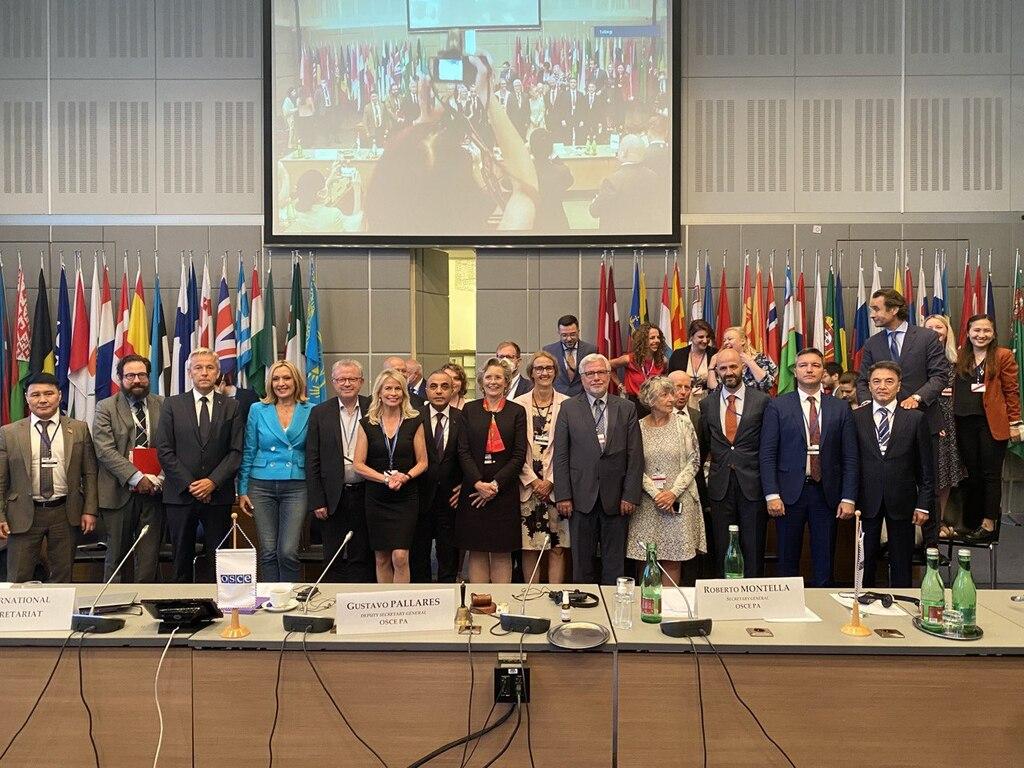 Аскар Шакиров избран заместителем председателя Парламентской ассамблеи ОБСЕ