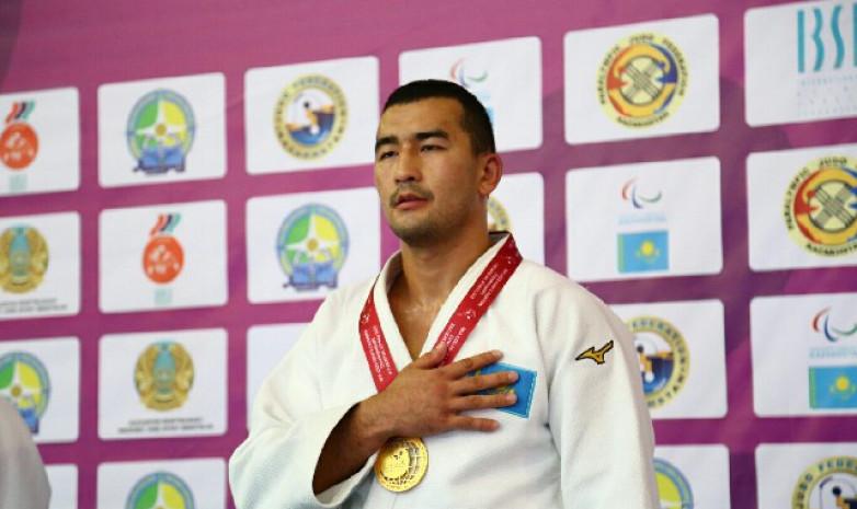 Казахстанский дзюдоист обеспечил третью медаль на Паралимпиаде