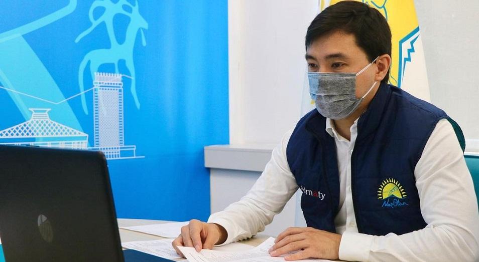 Кайрат Кудайберген: Алматы имеет огромный потенциал для всестороннего развития