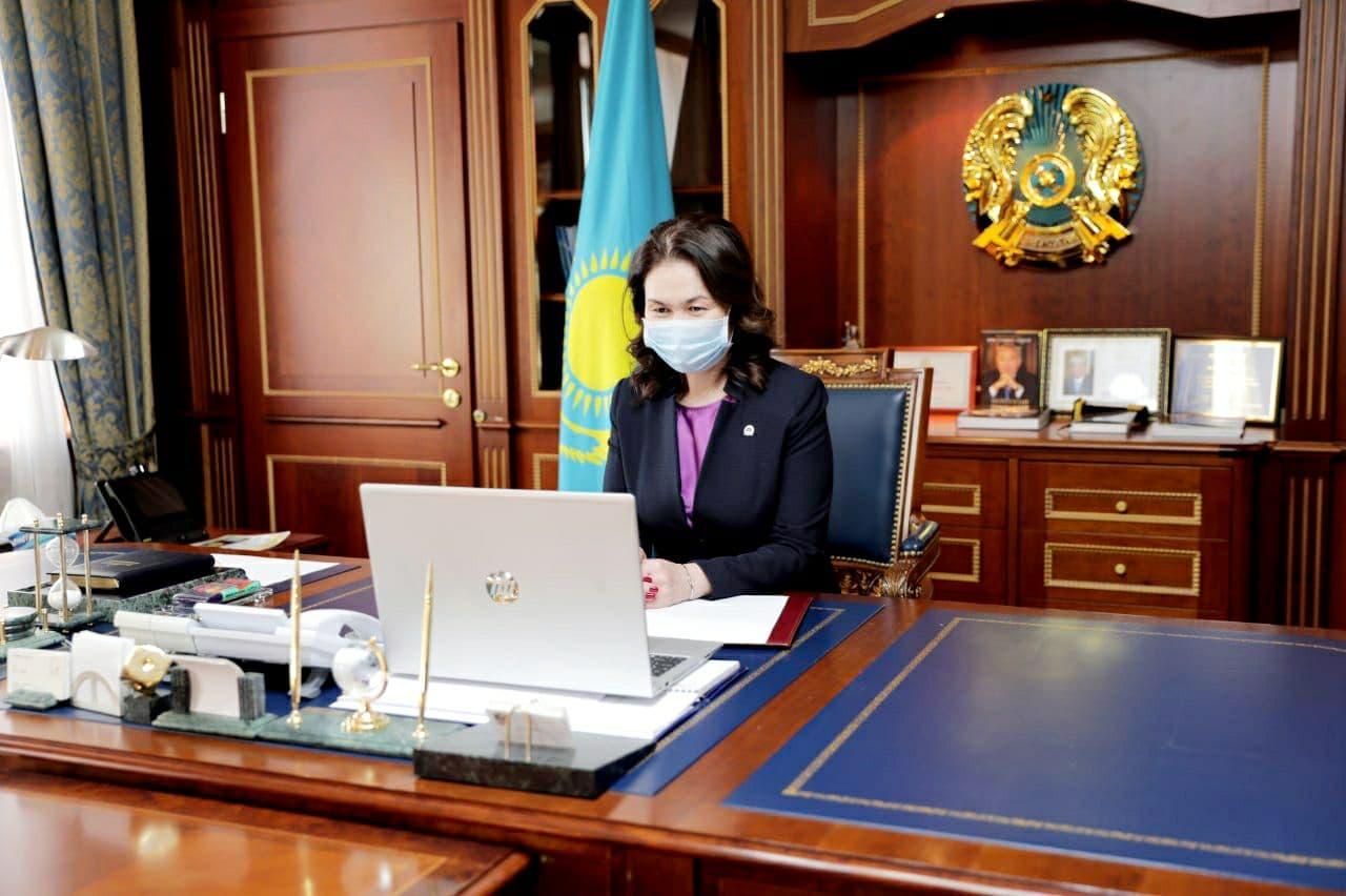 Все этапы отбора на госслужбу будут автоматизированы – Анар Жаилганова