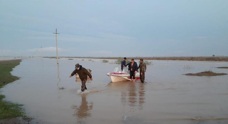 Что произошло в Туркестанской области