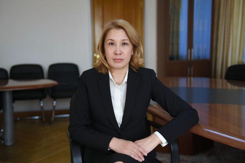 Гульнара Кокобаева стала акимом Жетысуского района Алматы