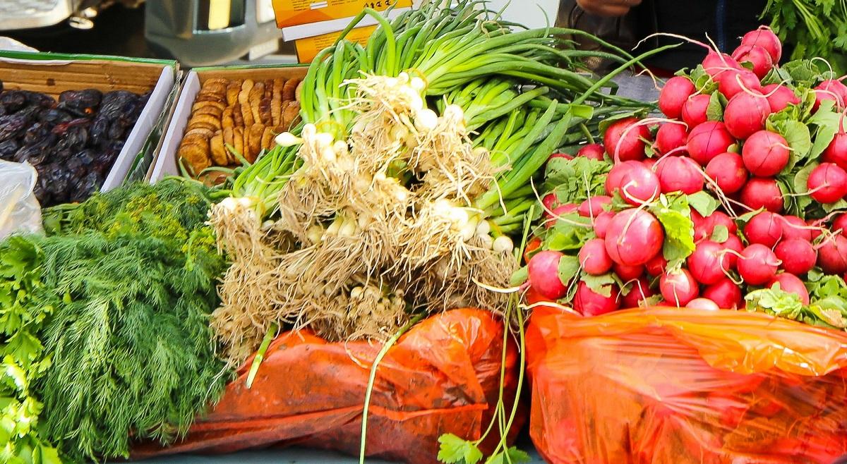 В Астану привезут 730 тонн сельскохозяйственной продукции