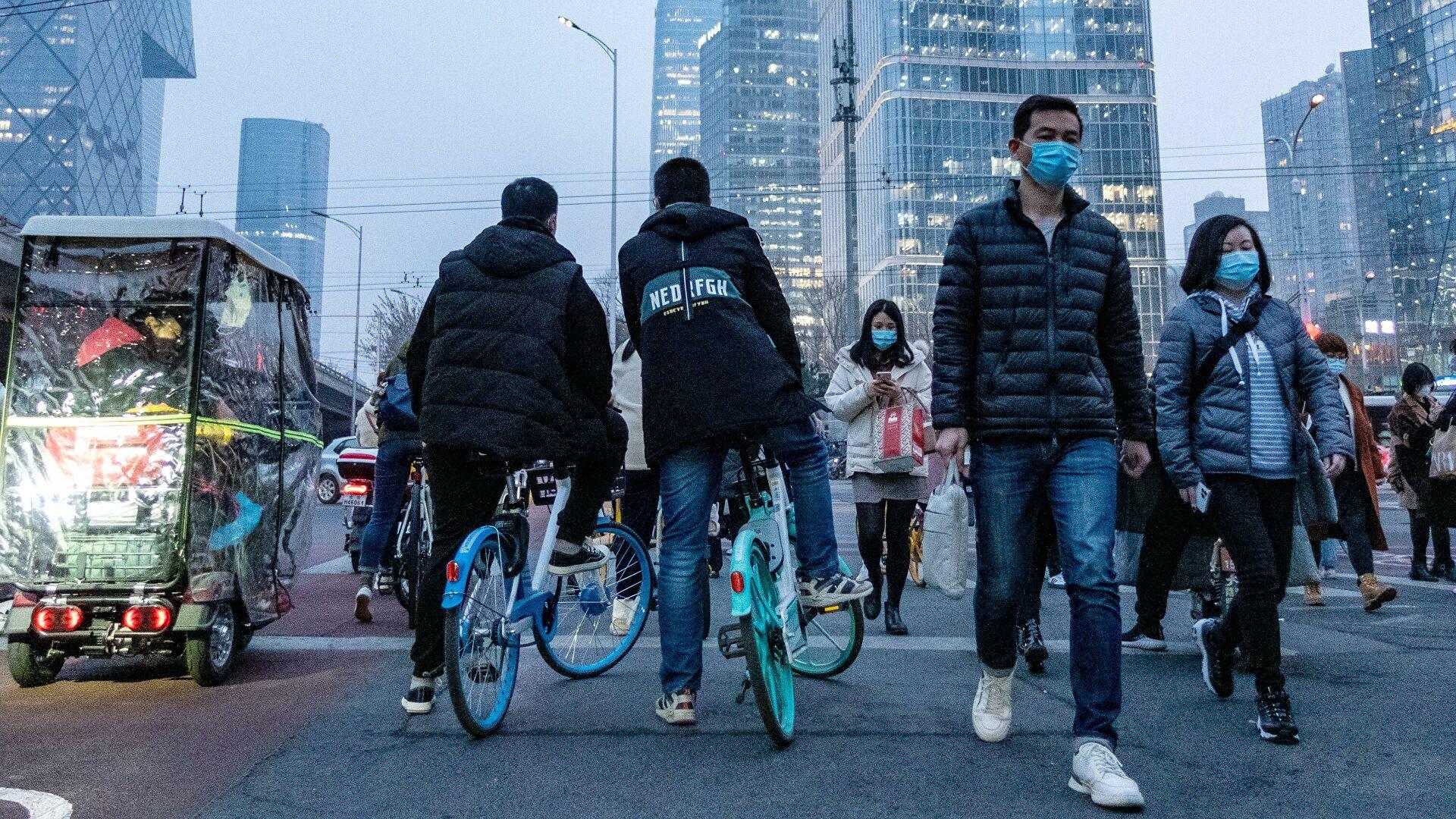 В Пекине случился туристический бум