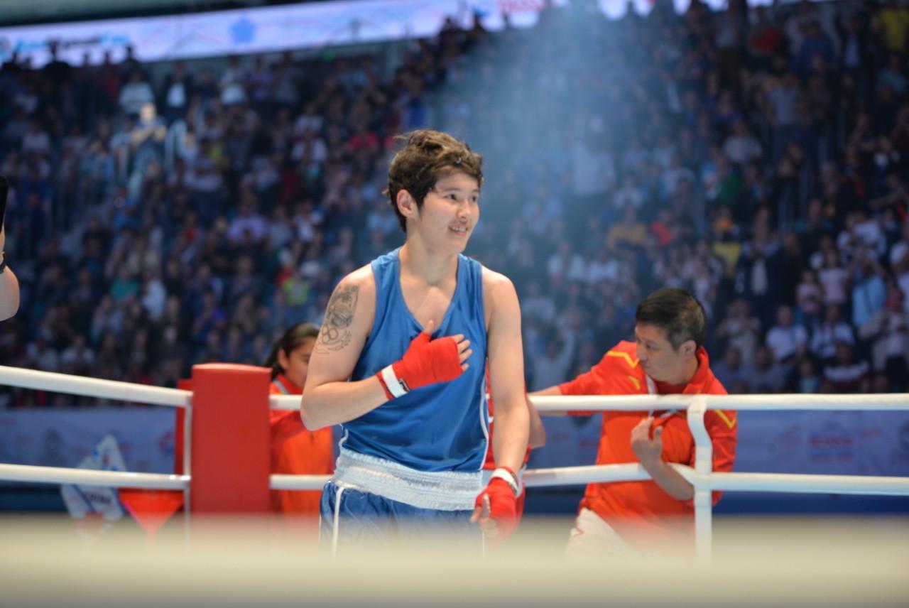 Кто вышел в полуфинал ЧРК по боксу среди женщин