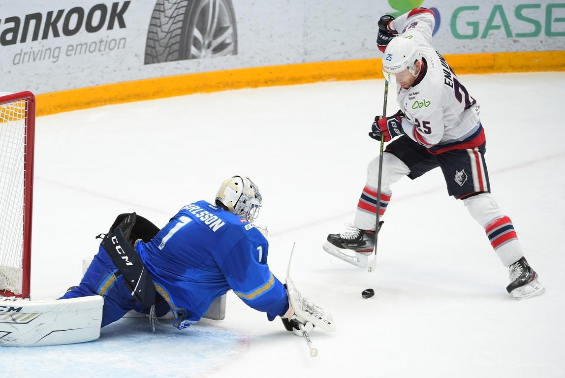 «Барыс» повысил свои шансы на досрочное попадание в плей-офф КХЛ