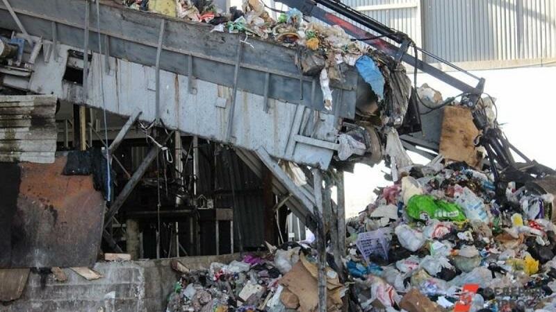 Единственный мусороперерабатывающий завод на востоке страны на грани банкротства