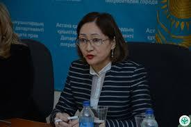 Сархат Бейсенова назначена новым главным санврачом столицы