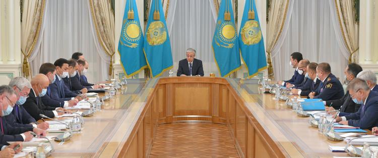 Акимы, похоже, самоустранились от проведения кампании по вакцинации граждан – Токаев